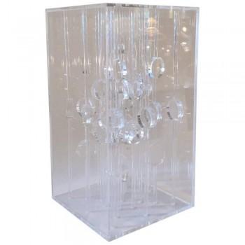 Martha S. Boto, Sculpture Collone A, Plexiglass, circa 1968, Italie