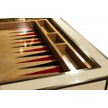 Jean Claude Mahey, Table Games, Lacquered Wood, circa 1970, France