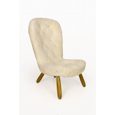 Philip Arctander Bergere Chair, circa 1950, Modern Scandinavia, Sweden