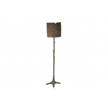 Attributed to Nadine Effront, Floor Lamp, circa 1980, France