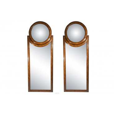 In the Style of Emilio Terry, Pair of Mirrors, France, circa 1950