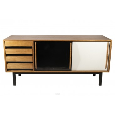 Charlotte Perriand, Sideboard, France, circa 1958, Cité Cansado