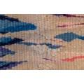 """Plumes a la llana"", Wool Tapestry, Spain, circa 1960"
