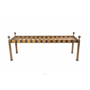 Bench in the style of the Antique, France, circa 1940