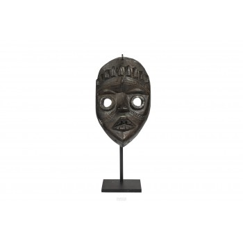 Dan-Toure, Face Mask, Ivory Coast, Late 19th Century