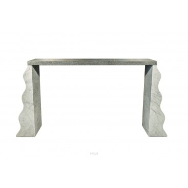 Ettore Sottsass, High Console, Model Montenegro, Marble, circa 1970, Italy