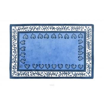 """Garouste & Bonetti, """"Reverie Bleue"""" Carpet, Edition Sam Laïk, France, circa 1991"""
