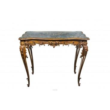Rare Coffee Table, France, circa 1900