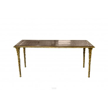 Maison Bagues, Coffee Table, France, circa 1970