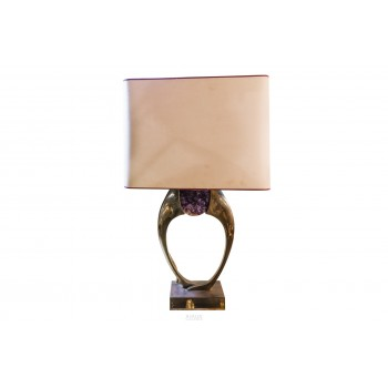 Paco Rabanne, Table Lamp, France, circa 1970