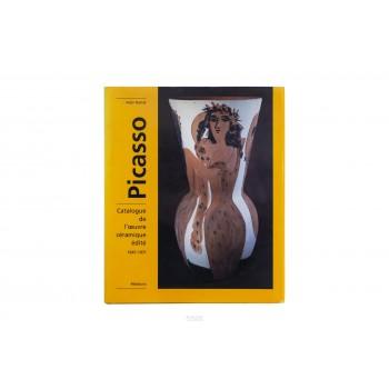 Alain Ramié, Picasso: Catalogue of the edited ceramic works 1947-1971