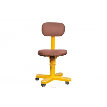 Ettore Sottsass, Desk Chair, Model Z9 for Olivetti, Italy, circa 1970