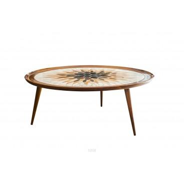 Richard Hohenberg, Coffe table, circa 1950, USA