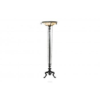 Neoclassical Style Floor Lamp in the Style of the Antique, circa 1920, France