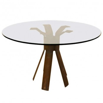 Table by Angelo Mangiarotti, Italy, Circa 1970.