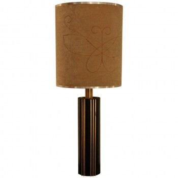 Angelo Brotto , table lamp, circa 1970, Italy, Esperia Edition.