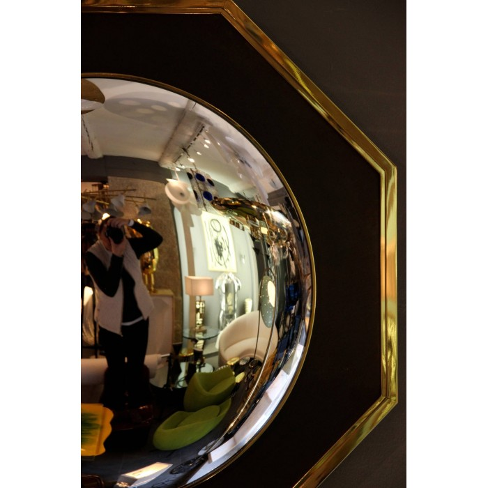 Miroir sorci re dans le style de la maison jansen circa for Pic de chix dans l miroir