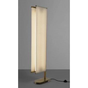 Pietro Chiesa, Floor Lamp, Manufactured by Fontana, Circa 1940, Italy.