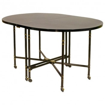 "Maison Jansen ""Table Royal"" Dining Room Table, Circa 1970, France."