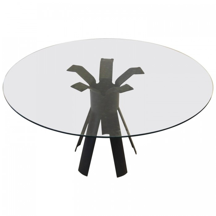 Angelo Mangiarotti Dining Room Table Model Quot Longobardo Quot Circa 1970 Italy Harter Galerie