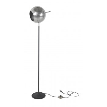 "Gino Sarfatti, floor lamp, ""1082"" model, circa 1962, Italy."