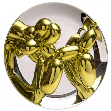 Jeff Koons Balloon Dog 'Yellow,' 2015, Signed and Numbered.
