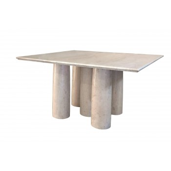 "Mario Bellini Rare ""Colonnato"" Dining Room Table, Edition Cassina."
