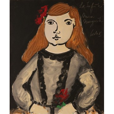 Horacio Cordero, La infante Marie Margarita 28 , Painting, Oil on canvas, Signed, 2009, Argentina.