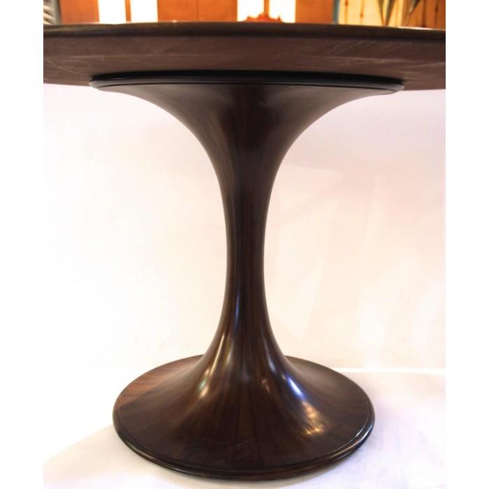 Luigi Massoni Room Table Dining Quot Clessidra Quot Mobilia Manufacture 1959 Italy Harter Galerie