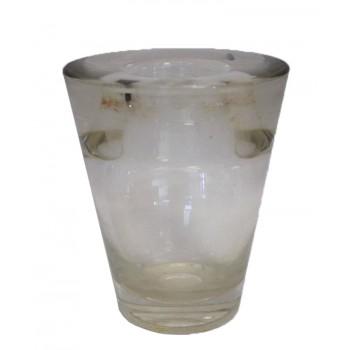 Andries Dirk Copier, Vase, Glass, Circa 1940, Denmark.