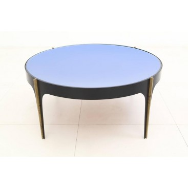 "Max Ingrand, Coffee Table ""1774"" Model, Manufactured by Fontana Arte, 1960."