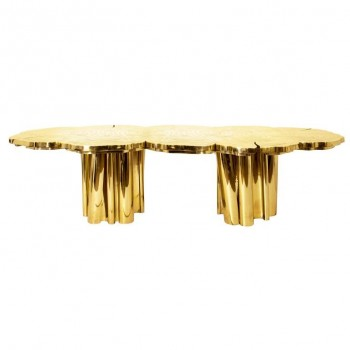"""Boca Do Lobo, """"Fortuna"""" Model, Dining Table for Eight People, Limited Edition"""