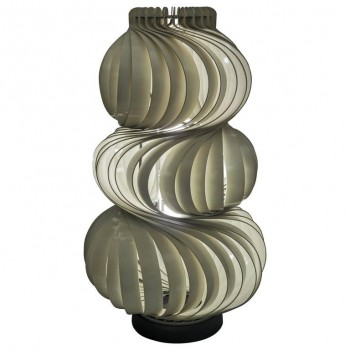 """Olaf Von Bohr, Table Lamp, """"Medusa"""" Model, Manufactured by Ecolight, 1968."""