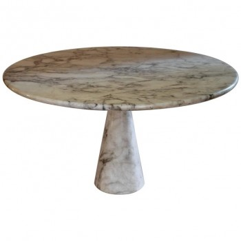 Angelo Mangiarotti Marble Table Model M1 T70 Skipper, 1969