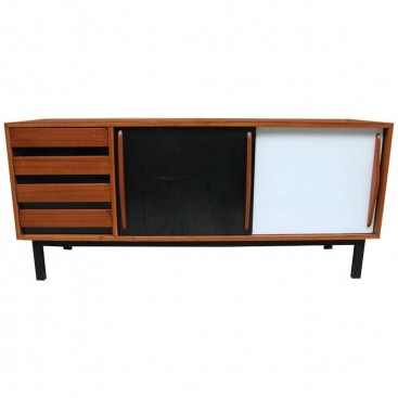 CHARLOTTE PERRIAND (1903-1999), Sideboard, from Cité Cansado, circa 1960