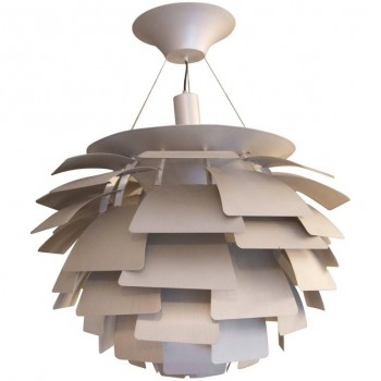 Poul Henningsen, Artichoke Luster, Louis Poulsen Manufacturer, 2010